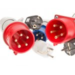 CEE plugs and connectors