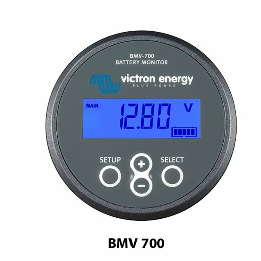 Victron Batterie Monitor BMV-700